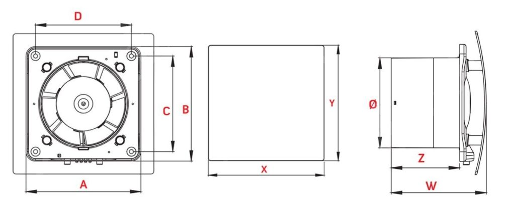 What size bathroom extractor fan do i need image for Do you need an extractor fan in a bathroom